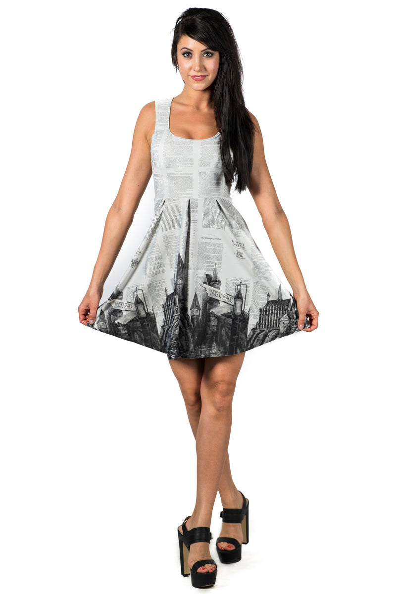 Hogwarts Flirt Dress - Hot Dame