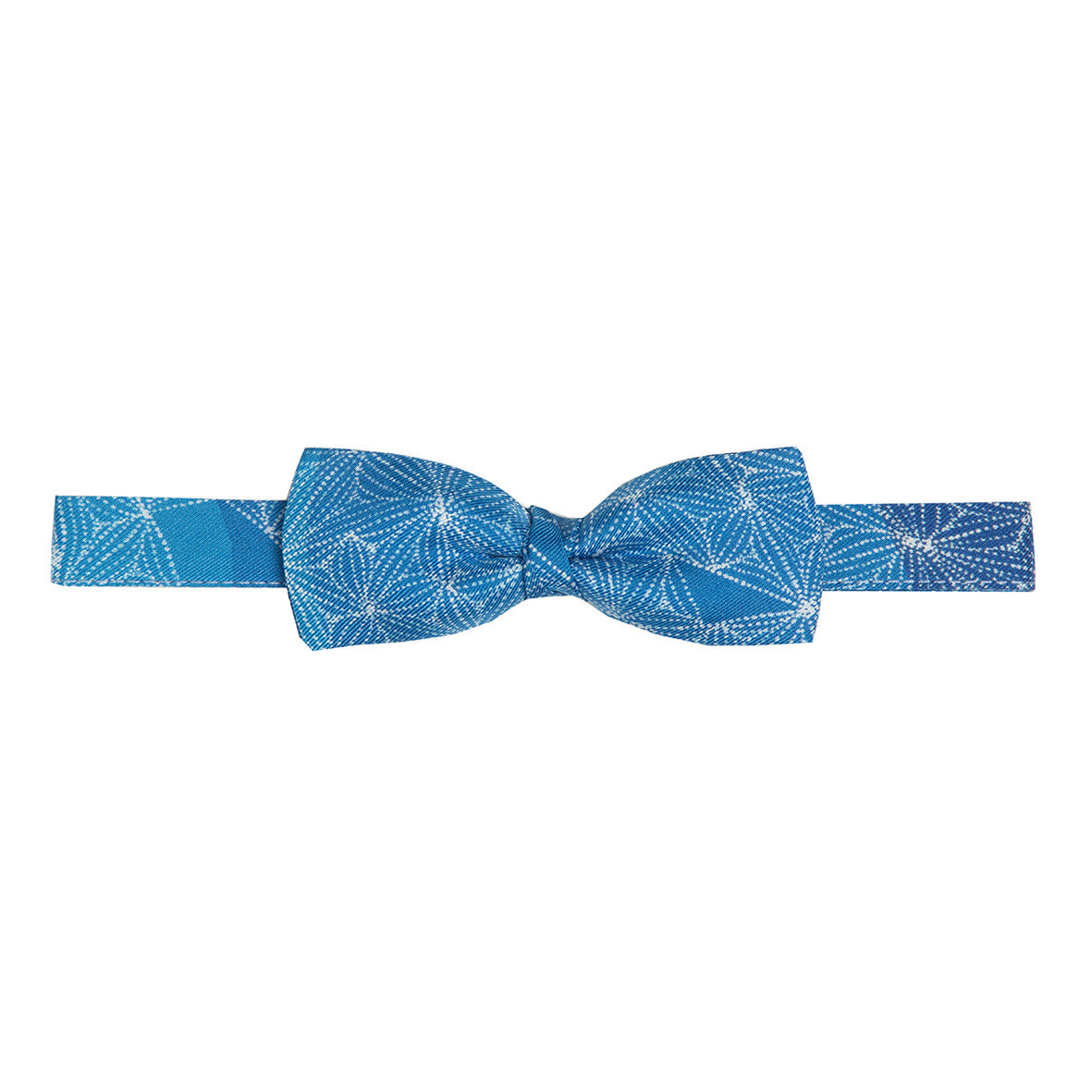 Bow Tie & Pocket Square Set - Gathering Mussels