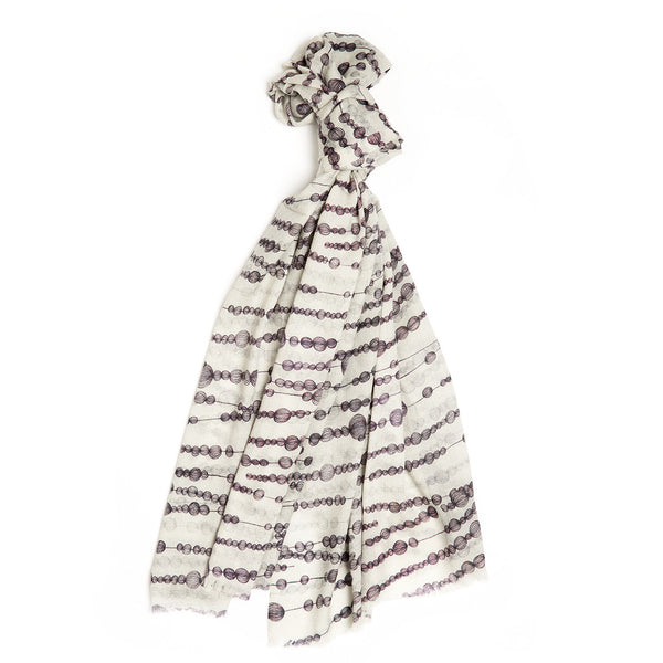 Cashmere Scarf - Gooseberries