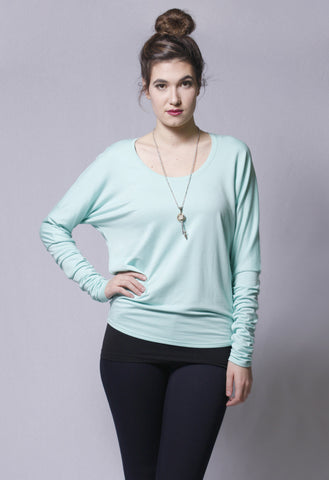Long Sleeve Courtnie top