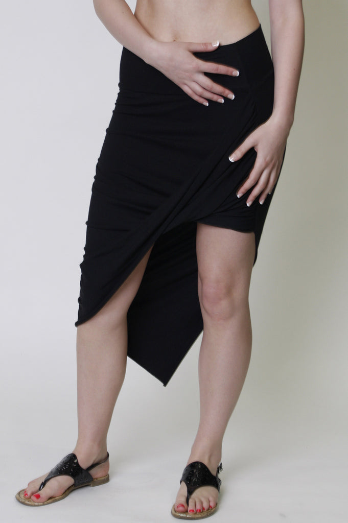 Bamboo Hi-low Athena Skirt