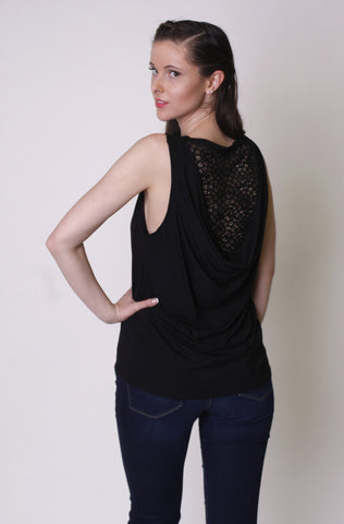 Bamboo Laura Top