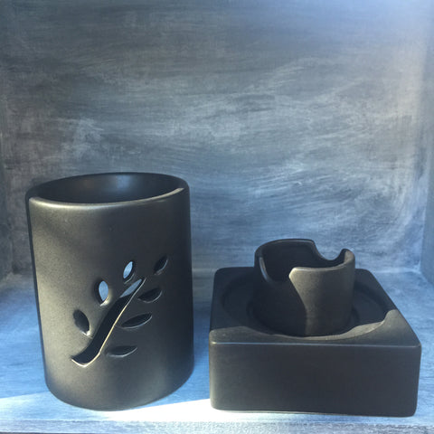 3 Piece Oil Burner