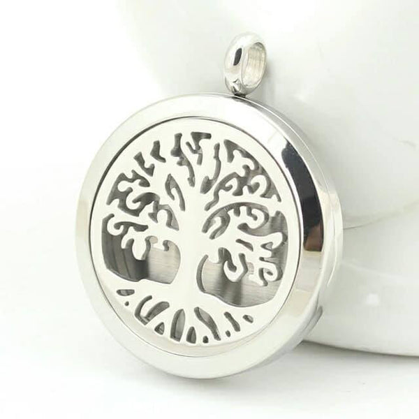 tree of life Aroma necklace Escential Delights