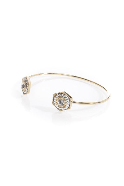 The Sixth Bangle | Gold - Veronique Boutique