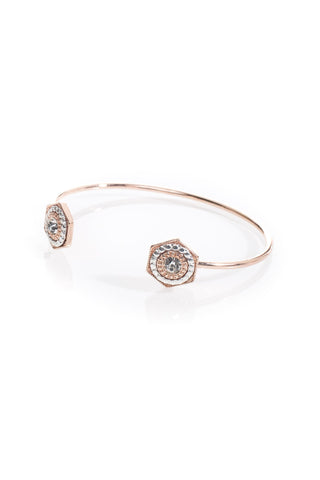 The Sixth Bangle | Rose Gold - Veronique Boutique