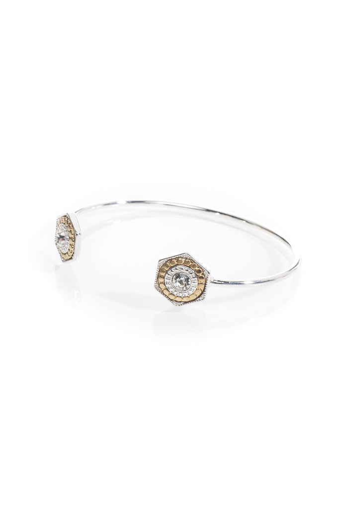 The Sixth Bangle | Silver - Veronique Boutique