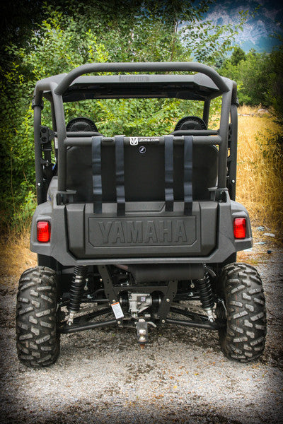 yamaha wolverine. yamaha wolverine backseat and roll cage kit ( + 2 accessories free shipping)