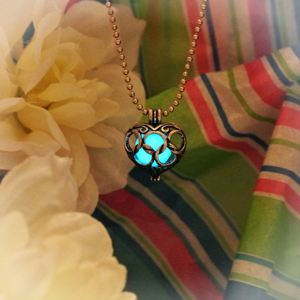 Olympic Heart - Turquoise