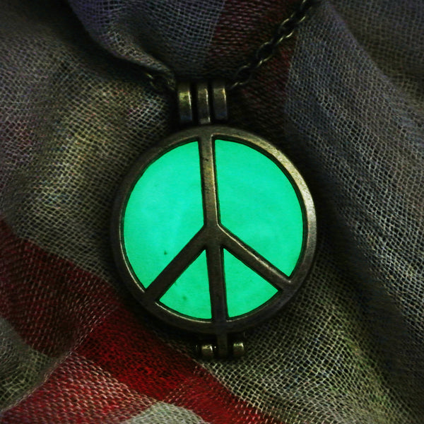 Peace Sign - Green