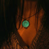 Sunshine - Green - www.CuteGlow.com Glow in the dark jewelry