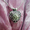Zelda Heart - Green - www.CuteGlow.com Glow in the dark jewelry