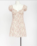 skyler dress rose