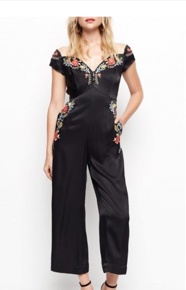 Distant sky jumpsuit