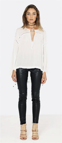 In the Fray Blouse