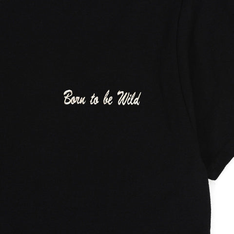 Born to be wild tee