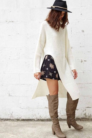 Santa Fe knit jumper