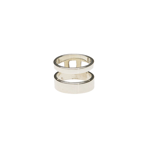 IRREGULAR BRIDGE RING Midi