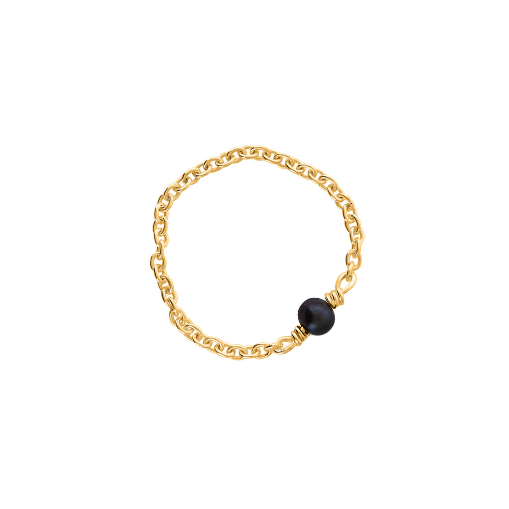 VIKA jewels 18 carat Karat gold plated vergoldet pearl Perle filigree filigran chain Kette ring Schmuck jewellery jewelry handmade sustainable ethical bali berlin nachhaltig recycled sterling silver silber