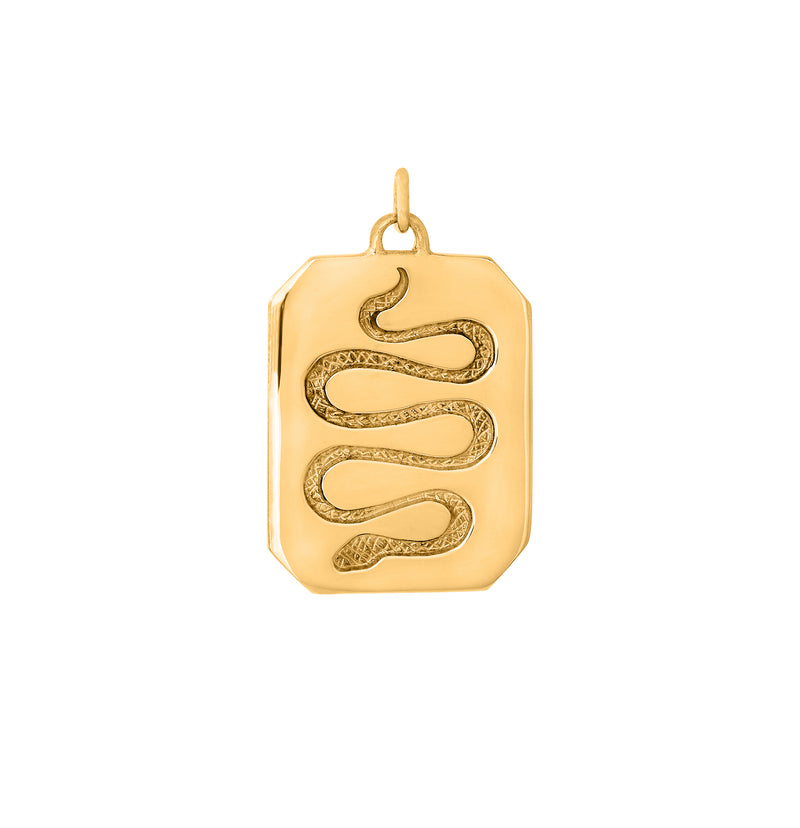 VIKA jewels gold plated 18 carat karat vergoldet snake Schlange Anhänger pendant Kette necklace unisex men Männer Schmuck jewellery jewelry handmade statement sustainable ethical bali berlin nachhaltig