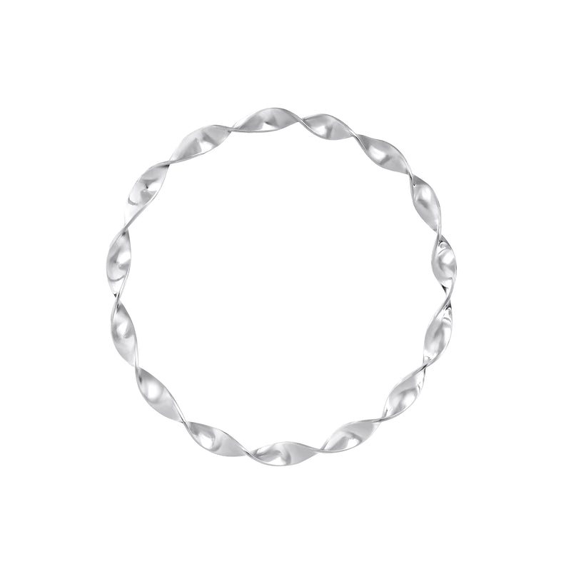 VIKA jewels self love collection wave bracelet bangle Armreif armband recycled sterling silver silber handmade bali sustainable ethical nachhaltig schmuck