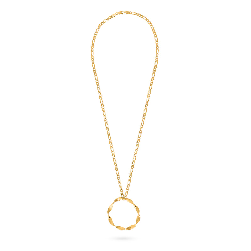 VIKA jewels self love collection wave welle pendant necklace kette Anhänger recycled sterling silver 18 carat gold plated vergoldet handmade bali sustainable ethical nachhaltig schmuck