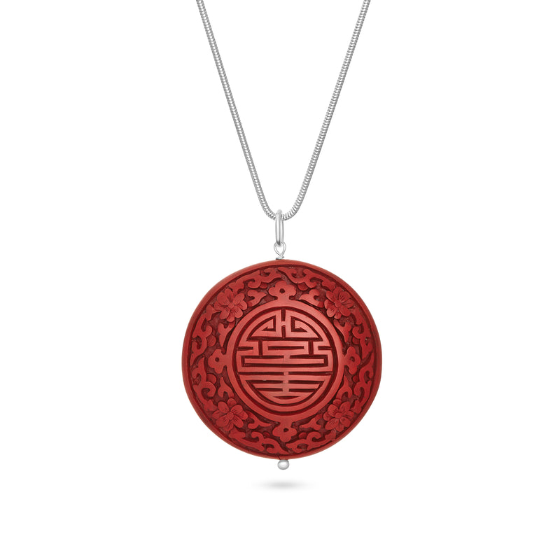 CHINESE TREE NECKLACE