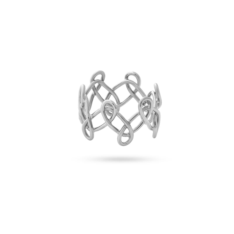 INTERLOCKED QUAD RING