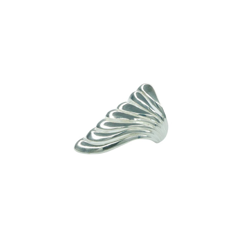 VIKA jewels jewelry jewellery ARMOUR RING 2 fantasia collection recycled sterling silver ring handmade Bali