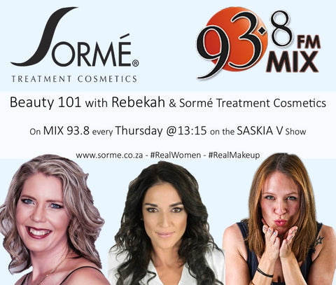 Beauty 101 with Rebekah and Sormé