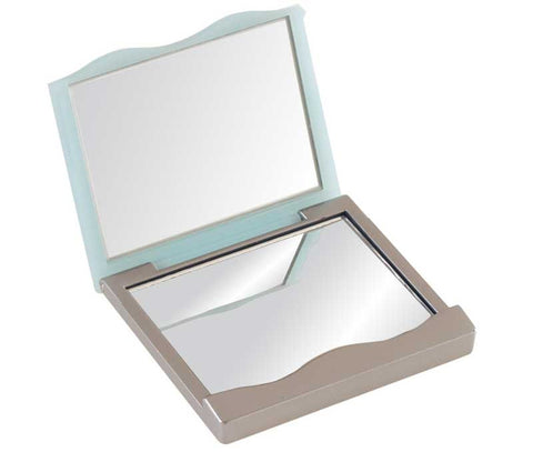 COMPACT MAKEUP MAGNIFYING MIRROR