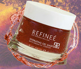 HYDRATING GEL MASK 60g , Treatment Masks - Refineé, SormeSA  - 1
