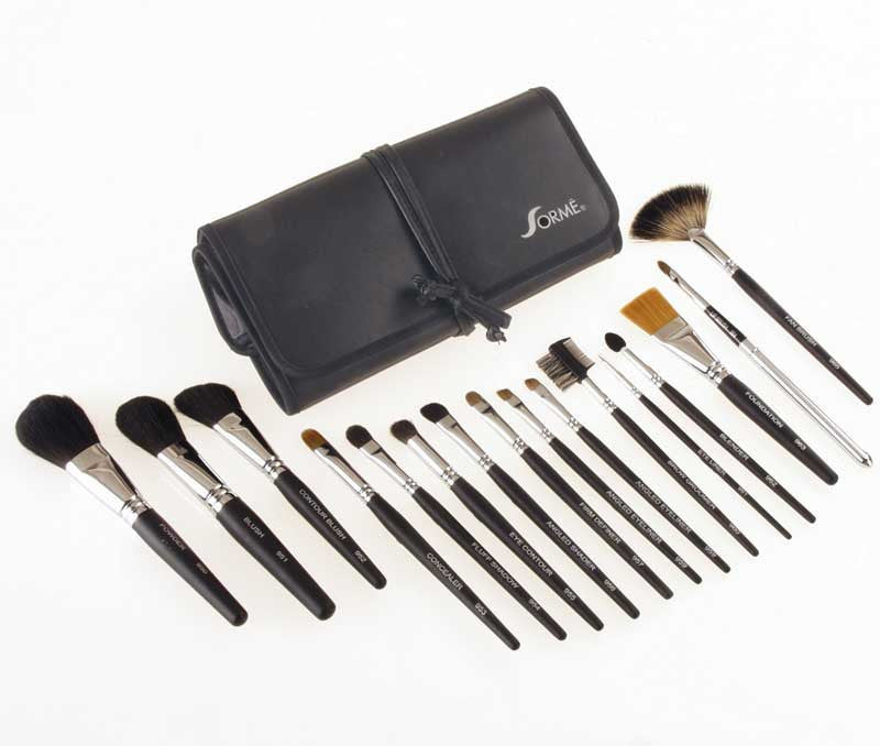 PROFESSIONAL BRUSH KIT , Professional Brushes - Sormé, SormeSA