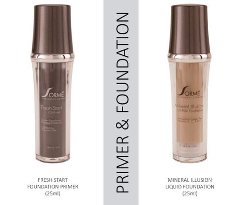 PRIMER AND FOUNDATION COMBO