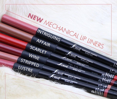 TRULINE MECHANICAL LIP LINERS