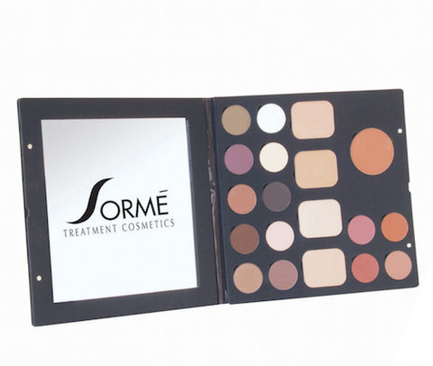 PROFESSIONAL/STUDENT FACE PALETTE - 19pc