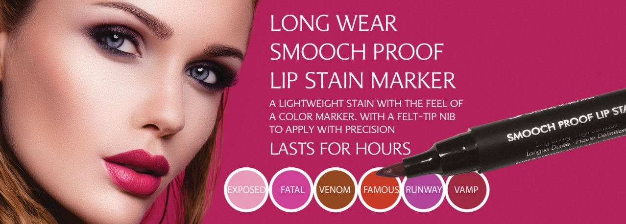 Sorme Cosmetics Smooch Proof Lip Stain