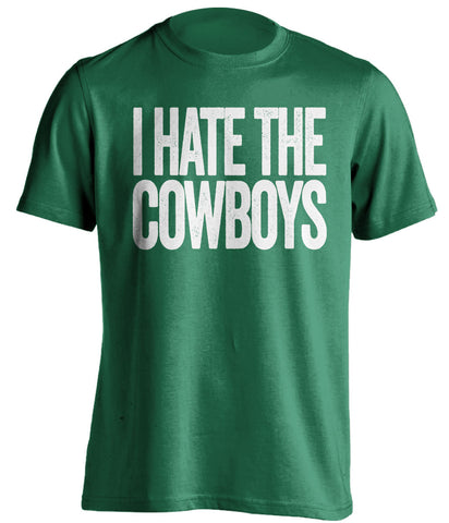 I Hate The Cowboys New York Jets Shirt