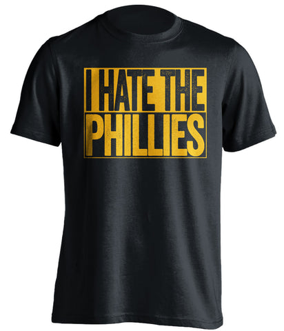 I Hate The Phillies - Pittsburgh Pirates T-Shirt - Box Design