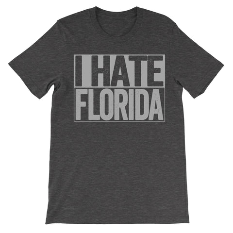i hate florida tshirt