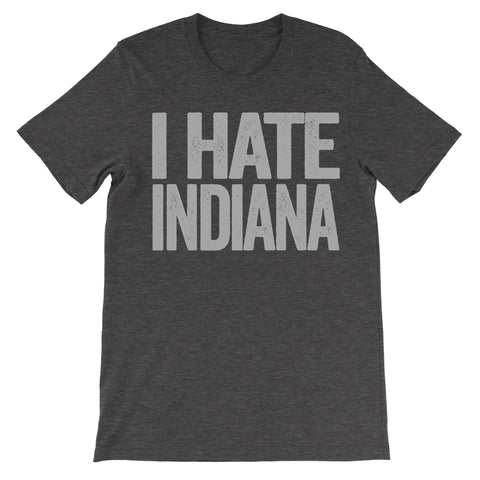 i hate indiana shirt