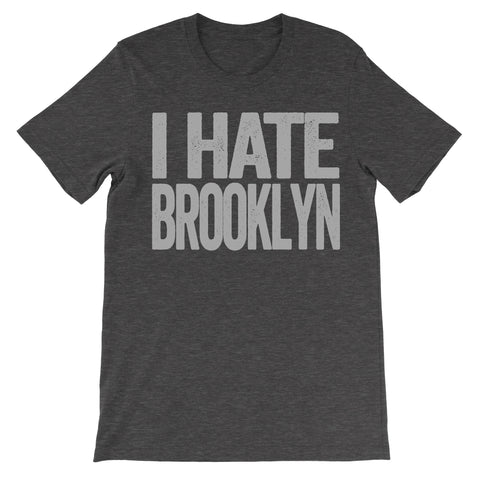 i hate brooklyn shirt