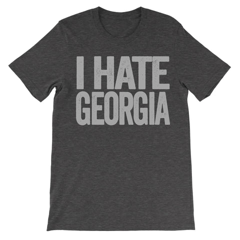 i hate georgia tshirt