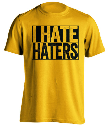 438f8c6c3 ... I Hate *BLANK* - Customized Haters T-Shirt - Any Color Combination and  ...