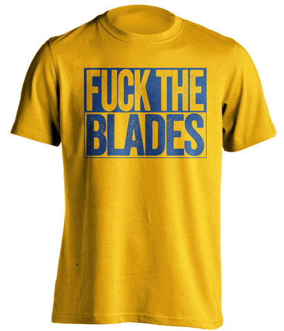 edabe5589bf FUCK THE BLADES - Sheffield Wednesday FC Shirt - Box Ver | Beef Shirts