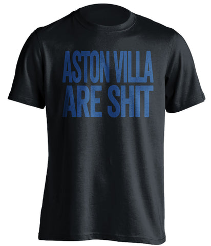 aston villa are shirt black birmingham city blues shirt