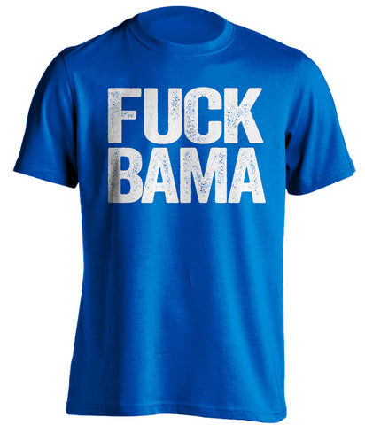 fuck bama blue shirt kentucky wildcats uncensored