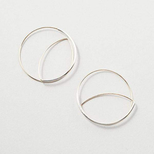 AMY TAMBLYN Accessories Eclipse Hoops