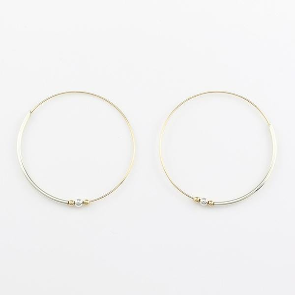 AMY TAMBLYN Accessories Orbit Hoops