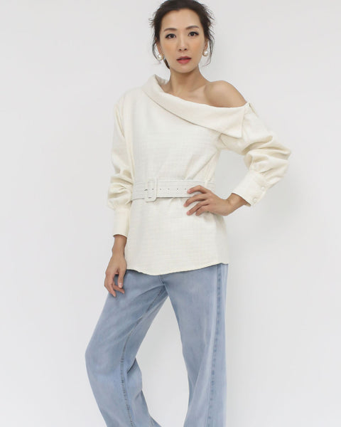 rose pink mesh pleats sleeves sheer top
